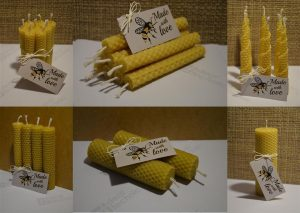 Bundle-of-1248-Hand-Rolled-Handmade-Pure-Beeswax-Candles-from-Beeswax-Sheets-252078226271