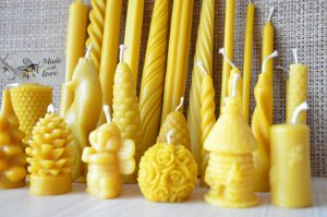 Bundle-of-Handmade-Pure-Beeswax-Dipped-Candles-Different-Size-and-Shapes-252072334349-3