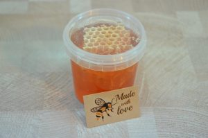 Honey-with-comb-Honeycomb-in-honey-Flower-honey-2015-Fresh-From-Bee-Hives-252124559776