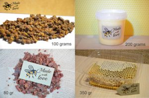 Variation-of-Bee-Bread-Propolis-Pollen-Honey-Honeycomnb-Natures-pack-252258563333-44022