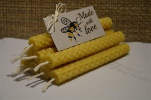 Variation-of-Bundle-of-1248-Hand-Rolled-Handmade-Pure-Beeswax-Candles-from-Beeswax-Sheets-252078226271-43544