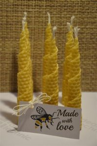 Variation-of-Bundle-of-1248-Hand-Rolled-Handmade-Pure-Beeswax-Candles-from-Beeswax-Sheets-252078226271-43547