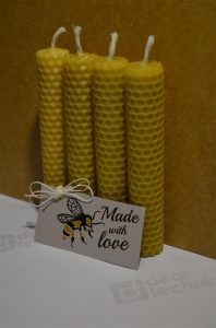 Variation-of-Bundle-of-1248-Hand-Rolled-Handmade-Pure-Beeswax-Candles-from-Beeswax-Sheets-252078226271-43550
