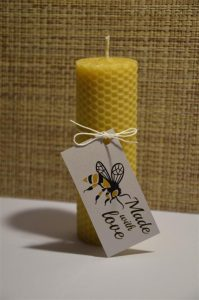 Variation-of-Bundle-of-1248-Hand-Rolled-Handmade-Pure-Beeswax-Candles-from-Beeswax-Sheets-252078226271-43557