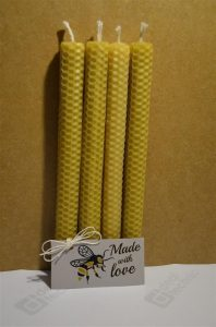 Variation-of-Bundle-of-1248-Hand-Rolled-Handmade-Pure-Beeswax-Candles-from-Beeswax-Sheets-252078226271-43561