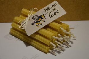Variation-of-Bundle-of-1248-Hand-Rolled-Handmade-Pure-Beeswax-Candles-from-Beeswax-Sheets-252078226271-43563