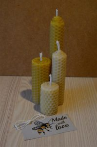 Variation-of-Bundle-of-1248-Hand-Rolled-Handmade-Pure-Beeswax-Candles-from-Beeswax-Sheets-252078226271-43570