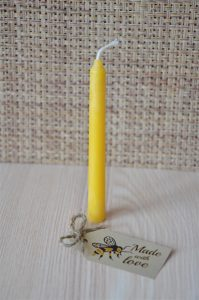 Variation-of-Bundle-of-Handmade-Pure-Beeswax-Dipped-Candles-Different-Size-and-Shapes-252072334349-43449