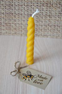 Variation-of-Bundle-of-Handmade-Pure-Beeswax-Dipped-Candles-Different-Size-and-Shapes-252072334349-43451